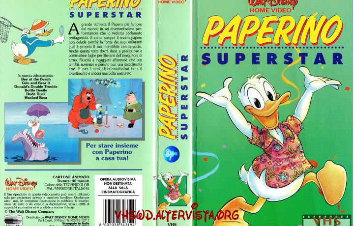 Paperino Superstar