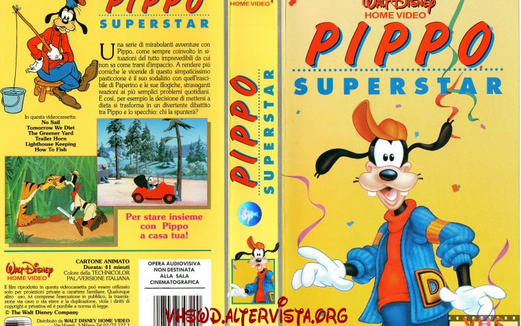 Pippo superstar