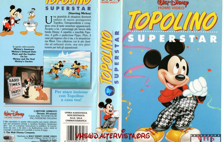 Topolino Superstar