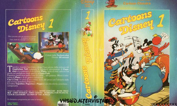 Cartoons Disney 1