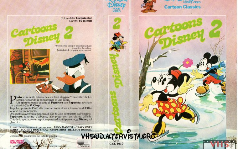 Cartoons Disney 2