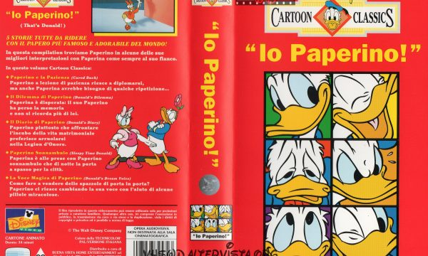 Cartoon Classics – Io Paperino!