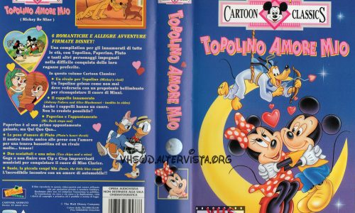 Cartoon Classics – Topolino amore mio