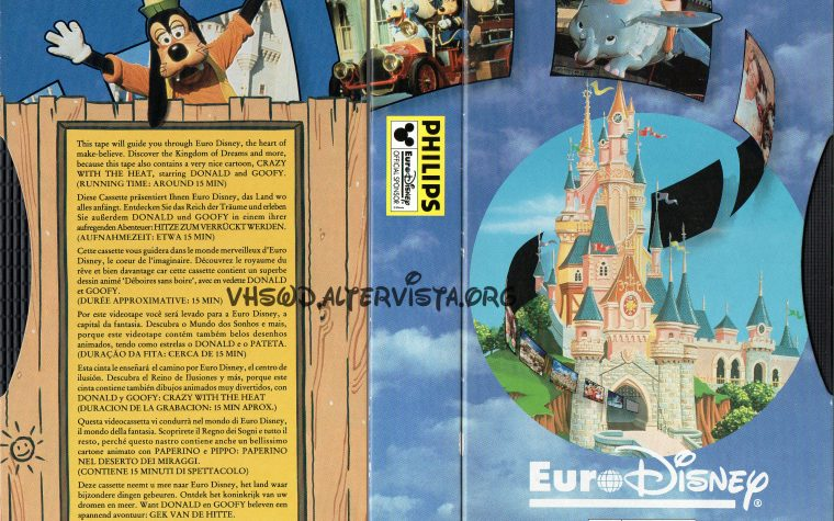 EuroDisney (Philips)