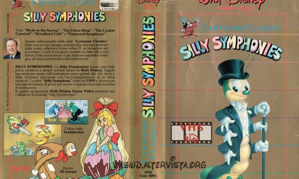 Serie oro – Silly Symphonies