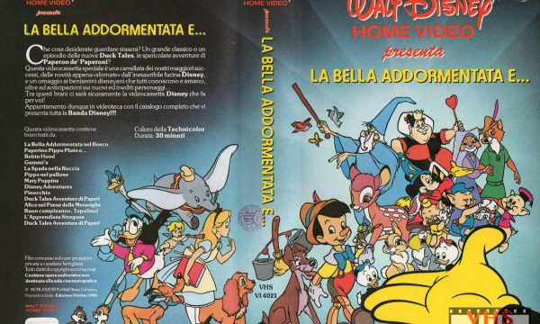 Walt Disney Home Video presenta La bella addormentata e…